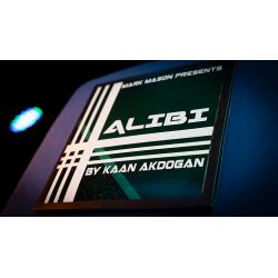 ALIBI - (Rouge) wwww.magiedirecte.com