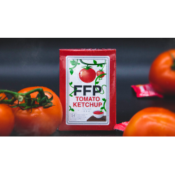 Ketchup Playing Cards by Fast Food Playing Cards wwww.magiedirecte.com