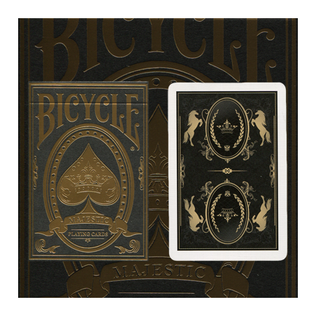 Bicycle Majestic Deck by USPCC wwww.magiedirecte.com