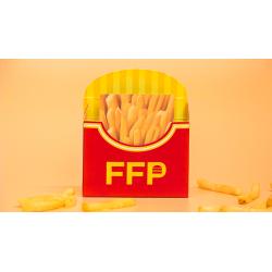 Fries Playing Cards by Fast Food Playing Cards wwww.magiedirecte.com