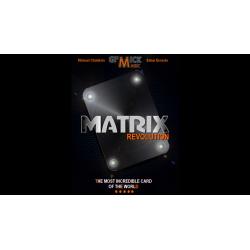 MATRIX REVOLUTION - (Bleu) wwww.magiedirecte.com