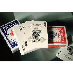 Lefty Deck (Blue) by House of Playing Cards wwww.magiedirecte.com