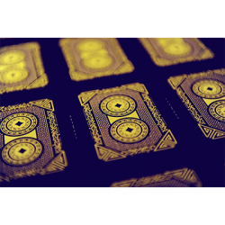Angry God of Wealth Deck by Nanswer wwww.magiedirecte.com