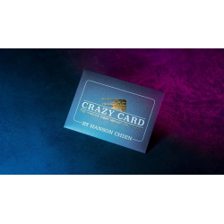 Crazy Card by Hanson Chien - Trick wwww.magiedirecte.com