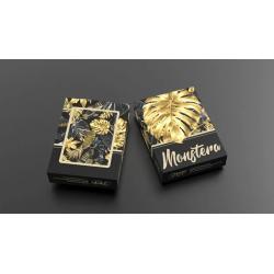 Monstera - (Noir) wwww.magiedirecte.com