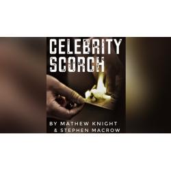Celebrity Scorch (Joker and Batman) by Mathew Knight and Stephen Macrow wwww.magiedirecte.com