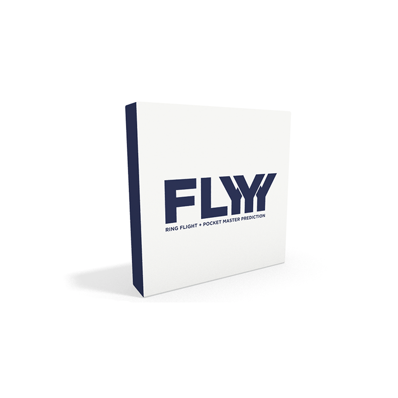 FLYYY (Ring Flight + Pocket Master Prediction) - Julio Montoro wwww.magiedirecte.com