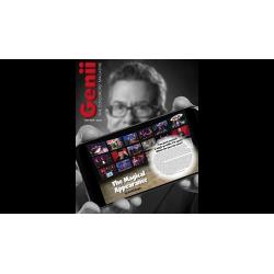 Genii Magazine July 2021- Book wwww.magiedirecte.com