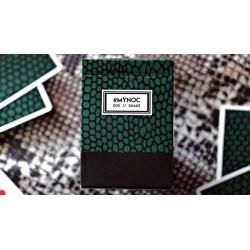 MYNOC: Snake Edition Playing Cards wwww.magiedirecte.com