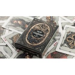 ARISTO Steampunk V2 Playing Cards wwww.magiedirecte.com