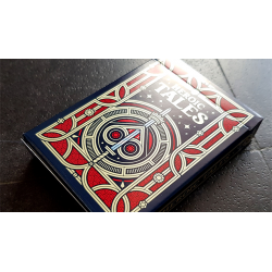 Heroic Tales Playing Cards by Giovanni Meroni wwww.magiedirecte.com