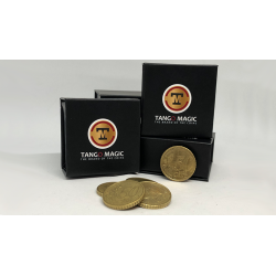 PERFECT SHELL COIN SET EURO 50 CENT - (Shell and 4 Coins E0091) wwww.magiedirecte.com