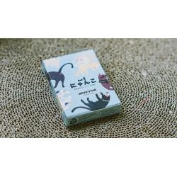 Meow Star Playing Cards by Bocopo wwww.magiedirecte.com