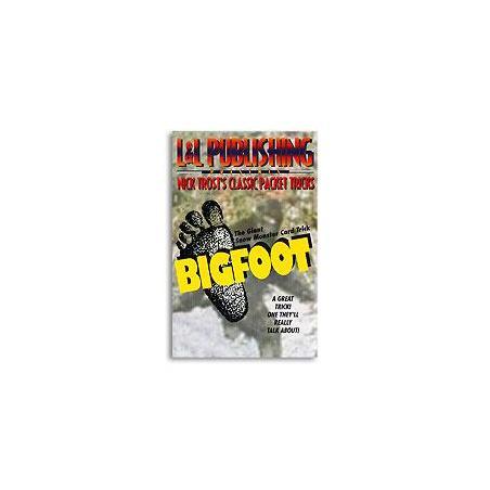Bigfoot L&L Nick Trost trick wwww.magiedirecte.com