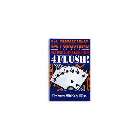 4 Flush! by Nick Trost & L&L - Trick wwww.magiedirecte.com