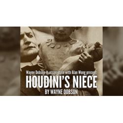 HOUDINI'S NIECE - Wayne Dobson wwww.magiedirecte.com