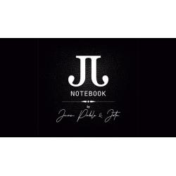 JJ NOTEBOOK by JUAN PABLO & JOTA- Trick wwww.magiedirecte.com