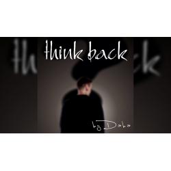Think Back by Mr. Daba - Trick wwww.magiedirecte.com
