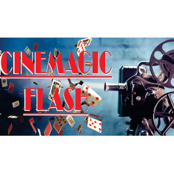 CINEMAGIC FLASH (Gimmicks and Online Instructions) by Mago Flash - Trick wwww.magiedirecte.com