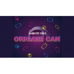 ORIGAMI CAN wwww.magiedirecte.com