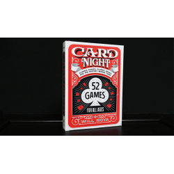 CARD NIGHT CLASSIC GAMES, CLASSIC DECKS AND THE HISTORY BEHIND THEM wwww.magiedirecte.com