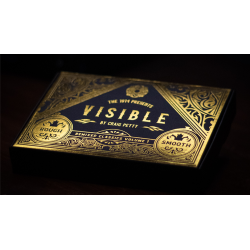 Visible (Gimmicks and Online Instructions) by Craig Petty and the 1914 - Trick wwww.magiedirecte.com