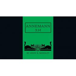 Annemann 3.14 Index by John B. Midgley - Trick wwww.magiedirecte.com