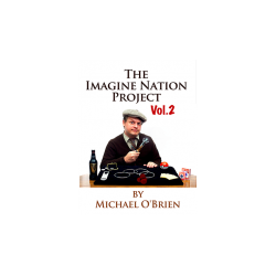 The Imagine Nation Project Vol. 2 by Michael O'Brien - Book wwww.magiedirecte.com
