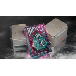 BICYCLE CYBERSHOCK wwww.magiedirecte.com
