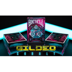 GILDED COBALT BICYCLE CYBERSHOCK wwww.magiedirecte.com