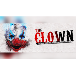 THE CLOWN Multi-Pack (Gimmicks and Online Instructions) by Jamie Daws - Trick wwww.magiedirecte.com