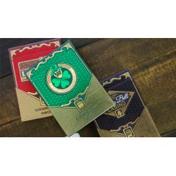SLOT PLAYING CARDS - (Wicked Leprechaun Edition) wwww.magiedirecte.com