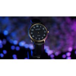 INFINITY WATCH V3 - (Gold Case Black Dial / STD Version) wwww.magiedirecte.com