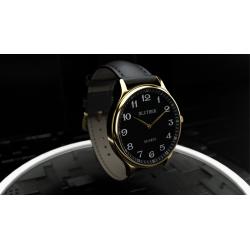 INFINITY WATCH V3 - (Gold Case Black Dial / PEN Version) wwww.magiedirecte.com