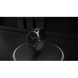 INFINITY WATCH V3 - (Silver Case Black Dial / PEN Version) wwww.magiedirecte.com