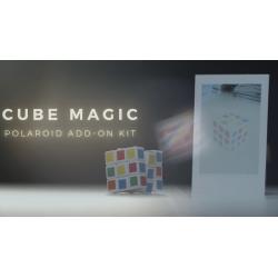 Skymember Presents: Project Polaroid  Add-On Kit (CUBE Magic) wwww.magiedirecte.com