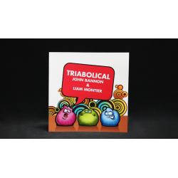 TRIABOLICAL - (John Bannon) wwww.magiedirecte.com
