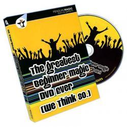 GREATEST BEGINNER MAGIC DVD EVER (We Think So!) wwww.magiedirecte.com