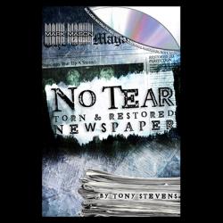 No Tear - Mark Mason wwww.magiedirecte.com