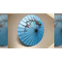 Dragon Parasol BLUE by LY & MS Magic - Trick wwww.magiedirecte.com