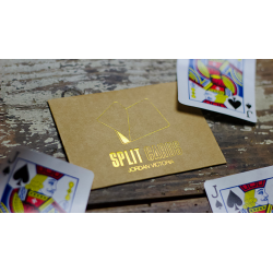 FORCE Split Cards 10 ct. (Jack) by PCTC - Trick wwww.magiedirecte.com