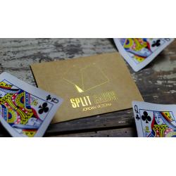 FORCE Split Cards 10 ct. (Queen) by PCTC - Trick wwww.magiedirecte.com