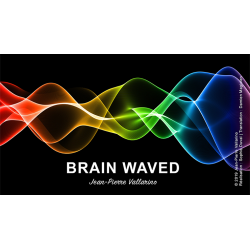BRAIN WAVED (Gimmicks and Online Instructions) by Jean-Pierre Vallarino - Trick wwww.magiedirecte.com