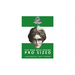 The Man Who Knows PRO / PARLOR (Gimmicks and Online Instructions) by Liam Montier, Matt Lingard and Kaymar Magic wwww.magiedirec