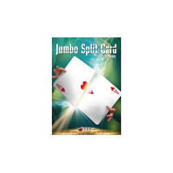 JUMBO Split Card by Syouma - Trick wwww.magiedirecte.com