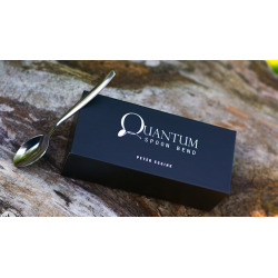 Quantum Spoon Bend (Gimmicks and Online Instructions) by Peter Eggink - Trick wwww.magiedirecte.com
