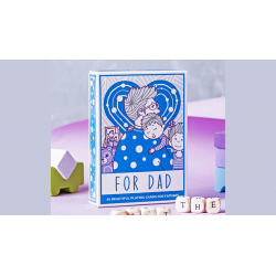 For Dad Playing Cards wwww.magiedirecte.com