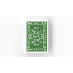 BLACK ROSES IMMERGRÜN Playing Cards wwww.magiedirecte.com