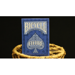 Bicycle Euchre Playing Cards wwww.magiedirecte.com