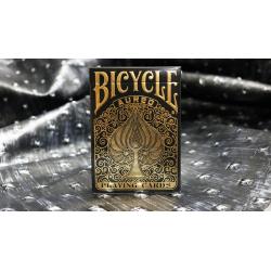 Bicycle Aureo Black Playing Cards wwww.magiedirecte.com